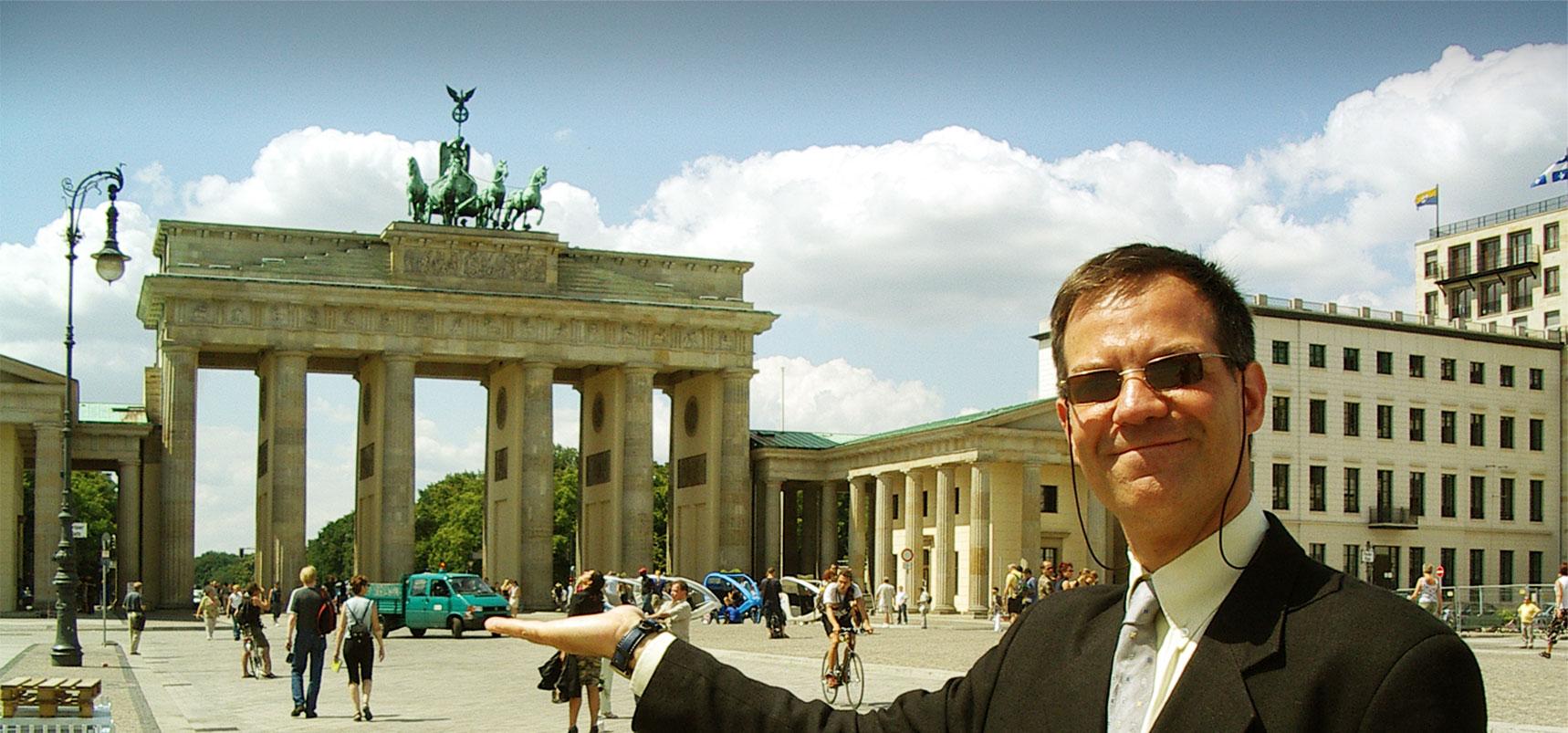 Ihr privater Berlin Stadtführer für Ihre individuelle Berlin & Potsdam Rundfahrt