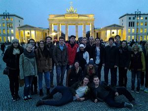 Private Tour Berlin - Guided Tour Berlin - at night