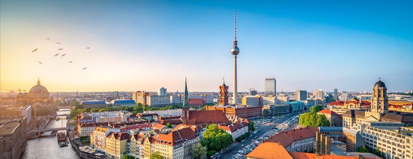 Stadtrundfahrt Berlin Blick auf das Zentrum