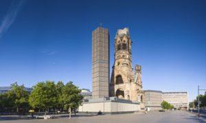 Bild von der Kaiser Wilhelm Gedächtniskirche in Berlin