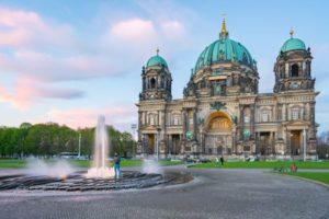 Der Berliner Dom: mögliche Station der Stadtführung